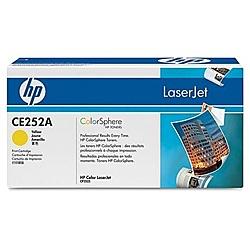 【送料無料】HP CE252A プリントカートリッジ イエロー (CP3525)【在庫目安:お取り寄せ】| トナー カートリッジ トナーカットリッジ トナー交換 印刷 プリント プリンター