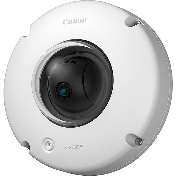 【送料無料】Canon 1387C001 ネットワークカメラ VB-S30VE【在庫目安:僅少】| カメラ ネットワークカメラ ネカメ 監視カメラ 監視 屋外 録画