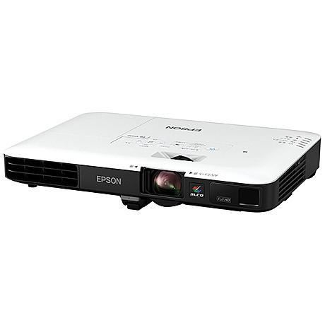 【送料無料】EPSON EB-1795F ビジネスプロジェクター/ モバイルモデル/ 3200lm/ フルHD/ A4サイズ/ 薄型44mm/ 約1.8kg【在庫目安:僅少】