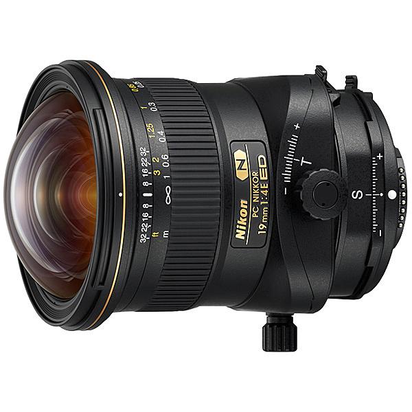 【送料無料】Nikon PC194E PC NIKKOR 19mm f/ 4E ED【在庫目安:お取り寄せ】  カメラ 交換レンズ レンズ 交換 マウント