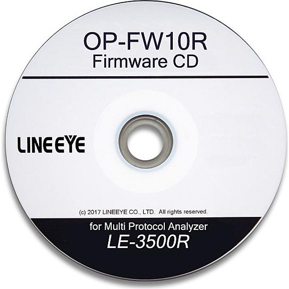 【送料無料】ラインアイ OP-FW10R 高速HDLC通信ファームウェア【在庫目安:お取り寄せ】