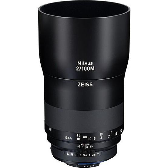 【送料無料】コシナ 178352 Carl Zeiss Milvus 100mm F2 M ZF.2 ニコンFマウント【在庫目安:お取り寄せ】| カメラ 単焦点レンズ 交換レンズ レンズ 単焦点 交換 マウント ボケ