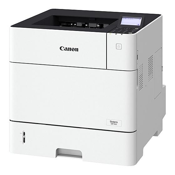 【送料無料】Canon 0562C006 A4モノクロレーザービームプリンター Satera LBP352i【在庫目安:お取り寄せ】