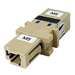 【送料無料】サンワサプライ HAD-LCSC-SM 光アダプタ【在庫目安:お取り寄せ】| パソコン周辺機器 コネクタ コネクター プラグ モジュール