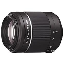【送料無料】SONY(VAIO) SAL55200-2 αマウント交換レンズ【在庫目安:お取り寄せ】  カメラ ズームレンズ 交換レンズ レンズ ズーム 交換 マウント
