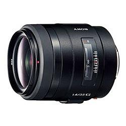 【送料無料】SONY(VAIO) SAL35F14G αマウント交換レンズ【在庫目安:お取り寄せ】| カメラ 単焦点レンズ 交換レンズ レンズ 単焦点 交換 マウント ボケ