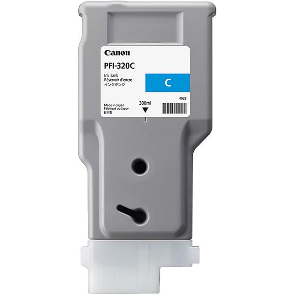 【送料無料】Canon 2891C001 インクタンク PFI-320C【在庫目安:僅少】| インク インクカートリッジ インクタンク 純正 純正インク