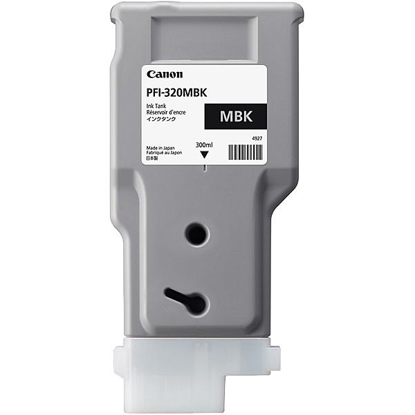 【送料無料】Canon 2889C001 インクタンク PFI-320MBK【在庫目安:お取り寄せ】| インク インクカートリッジ インクタンク 純正 純正インク