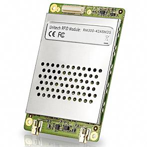 【送料無料】ユニテック・ジャパン RM300-42F5M2G RM300 UHF RFIDモジュール、ミラーサブキャリア、1W、4CH【在庫目安:お取り寄せ】