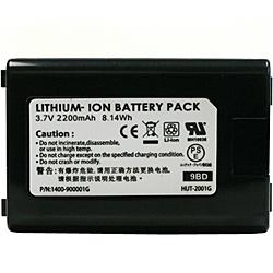 【送料無料】ユニテック・ジャパン 1400-900001G バッテリパック(3.7V、2200mAH、HT682/ PA692用)【在庫目安:お取り寄せ】