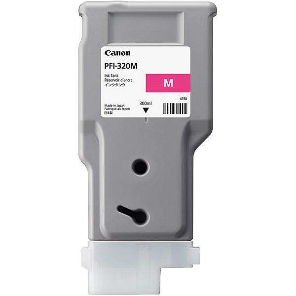 【送料無料】Canon 2892C001 インクタンク PFI-320M【在庫目安:僅少】| 消耗品 インク インクカートリッジ インクタンク 純正 インクジェット プリンタ 交換 新品 マゼンタ
