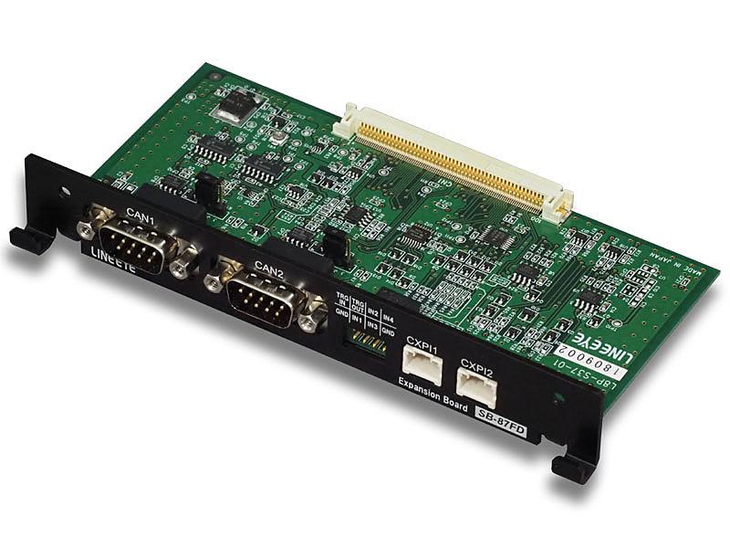 【送料無料】ラインアイ OP-SB87FD CAN FD/ CXPI通信用拡張セット【在庫目安:お取り寄せ】