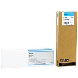 【送料無料】EPSON ICLC58 メーカー純正 インクカートリッジ ライトシアン 700ml (PX-H10000/ H8000用)【在庫目安:僅少】| インク インクカートリッジ インクタンク 純正 純正インク