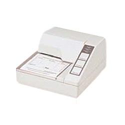 【送料無料】EPSON TM-U295P スリッププリンター/ パラレル/ クールホワイト/ 電源(PS-180+AC-170)・IFケーブル別売【在庫目安:お取り寄せ】