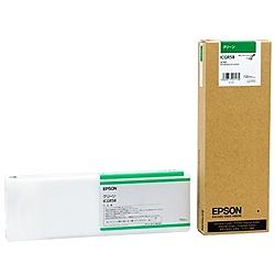 【送料無料】EPSON ICGR58 メーカー純正 インクカートリッジ グリーン 700ml (PX-H10000/ H8000用)【在庫目安:僅少】
