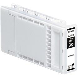 【送料無料】EPSON SC1BK35 SureColor用 インクカートリッジ/ 350ml(フォトブラック)【在庫目安:僅少】| インク インクカートリッジ インクタンク 純正 純正インク