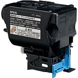 【送料無料】EPSON LPC4T9KV LP-S820/ M720F用 環境推進トナー ブラック(6300ページ)【在庫目安:僅少】| 消耗品 リサイクルトナー リサイクル カートリッジ 交換 レーザープリンタ レーザー プリンタ A4 新品