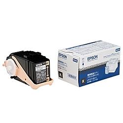 【送料無料】EPSON LPC3T18KV メーカー純正 LP-S7100用 環境推進トナー/ ブラック/ Mサイズ(5500ページ)【在庫目安:僅少】| トナー カートリッジ トナーカットリッジ トナー交換 印刷 プリント プリンター