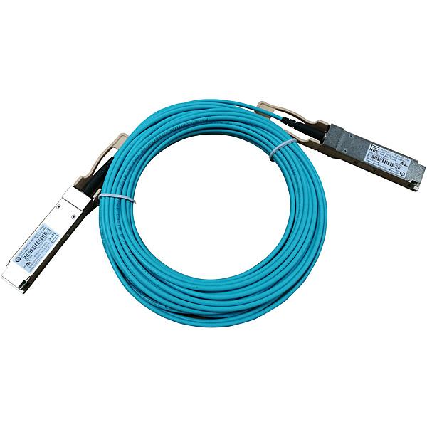 【送料無料】 JL276A HPE X2A0 100G QSFP28 7m AOC Cable【在庫目安:お取り寄せ】