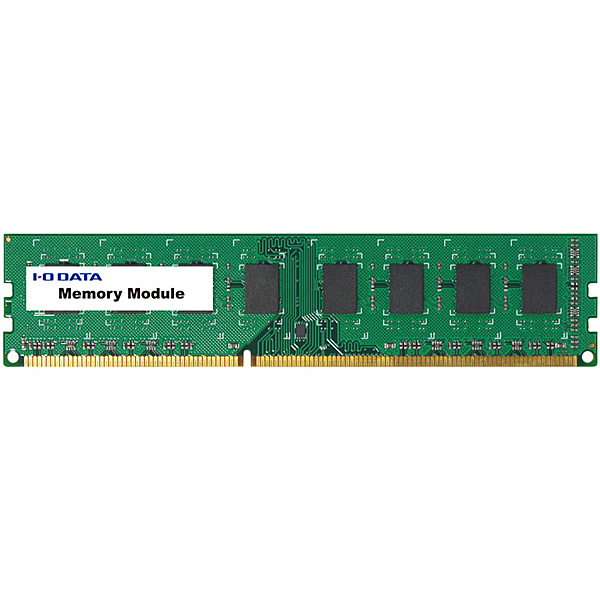 【送料無料】IODATA DY1600-8GR/ST PC3-12800(DDR3-1600)対応デスクトップPC用メモリー (法人様専用) 8GB【在庫目安:僅少】