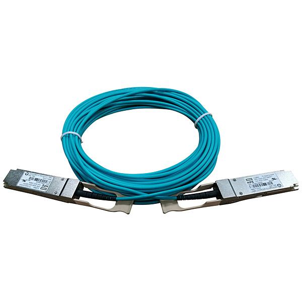 【送料無料】 JL288A HPE X2A0 40G QSFP+ 10m AOC Cable【在庫目安:お取り寄せ】