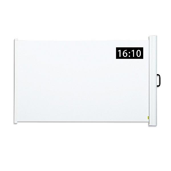【送料無料】シアターハウス WMS1728XMS モバイルマグネットスクリーン 16:10 80インチ【在庫目安:お取り寄せ】| 表示装置 スクリーン 投影 プロジェクター プロジェクタ 型 インチ 吊下 壁掛