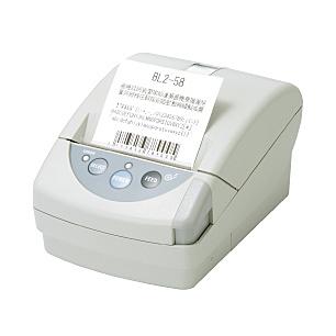 【送料無料】三栄電機 BL2-58SLWJC 紙幅58mmラベル対応据え置きタイプライン印字方式小型サーマルプリンタ(シリアル)【在庫目安:お取り寄せ】| プリンタ サーマルプリンタ ラベルプリンタ サーマル ラベル レシート バーコード コンパクト 小型 モバイル