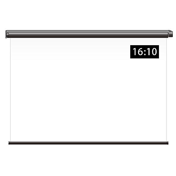 【送料無料】シアターハウス BDR1723FEH 電動リモコンスクリーン 16:10 80インチ【在庫目安:お取り寄せ】  表示装置 スクリーン 投影 プロジェクター プロジェクタ 型 インチ 吊下 壁掛