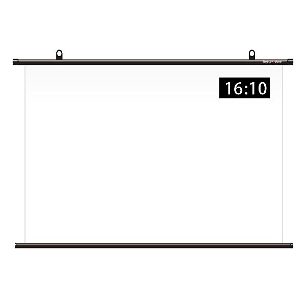 【送料無料】シアターハウス BTP2154XEH 掛け軸型スクリーン 16:10 100インチ【在庫目安:お取り寄せ】| 表示装置 スクリーン 投影 プロジェクター プロジェクタ 型 インチ 吊下 壁掛