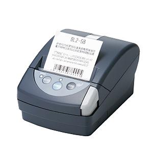【送料無料】三栄電機 BL2-58PNBJC 紙幅58mm据え置きタイプライン印字方式小型サーマルプリンタ(パラレル・ケース黒)【在庫目安:お取り寄せ】| プリンタ