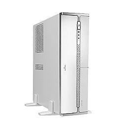 【送料無料】in win development IW-BL634W/300B2 300W 80PLUS BRONZE電源搭載 MicroATX&ITX用 スリムタワーケース ホワイトカラーモデル【在庫目安:お取り寄せ】