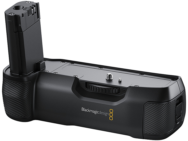 【送料無料】Blackmagic Design CINECAMPOCHDXBT Blackmagic Pocket Camera Battery Grip【在庫目安:お取り寄せ】