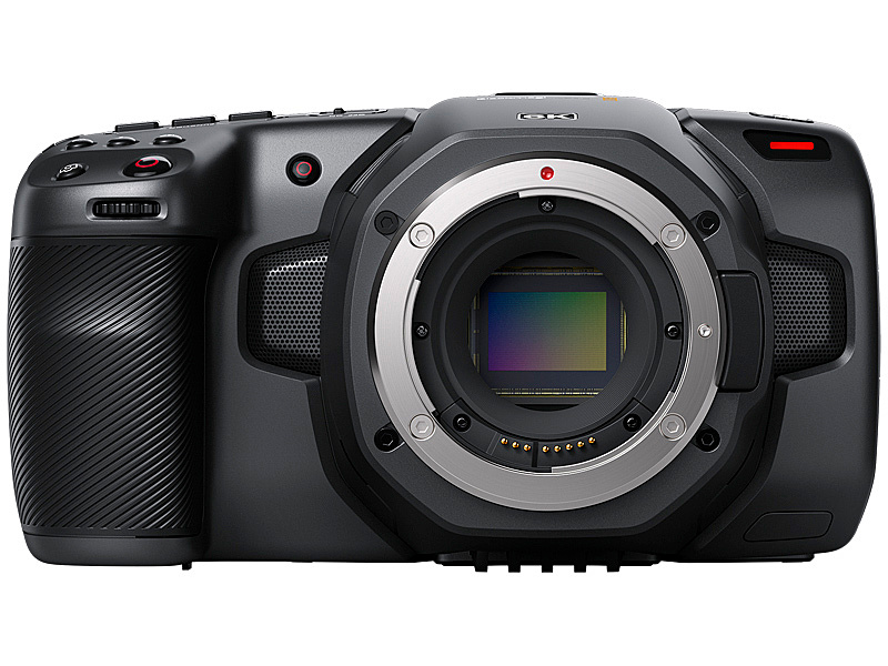 【送料無料】Blackmagic Design CINECAMPOCHDEF6K Blackmagic Pocket Cinema Camera 6K【在庫目安:お取り寄せ】