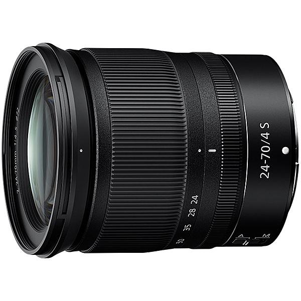 【送料無料】Nikon NZ24-70 4 NIKKOR Z 24-70mm f/ 4 S【在庫目安:お取り寄せ】| カメラ ズームレンズ 交換レンズ レンズ ズーム 交換 マウント