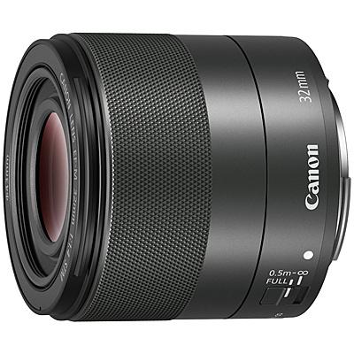 【送料無料】Canon 2439C001 EF-M32mm F1.4 STM【在庫目安:お取り寄せ】| カメラ 単焦点レンズ 交換レンズ レンズ 単焦点 交換 マウント ボケ