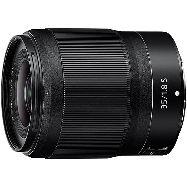 【送料無料】Nikon NZ35 1.8 NIKKOR Z 35mm f/ 1.8 S【在庫目安:お取り寄せ】| カメラ 単焦点レンズ 交換レンズ レンズ 単焦点 交換 マウント ボケ