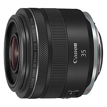 【送料無料】Canon 2973C001 RF35mm F1.8 マクロ IS STM【在庫目安:お取り寄せ】| カメラ 交換レンズ レンズ 交換 マウント