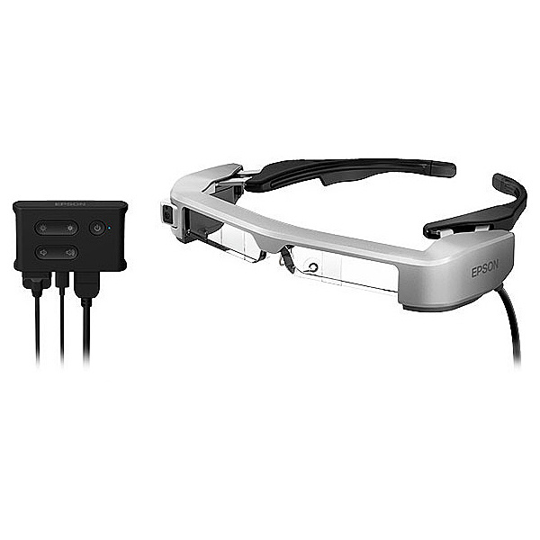【送料無料】EPSON BT-35E スマートグラス/ MOVERIO/ モニターモデル/ 両眼シースルー/ 有機EL/ 生活防水IPx2/ HDMI・USB接続【在庫目安:お取り寄せ】