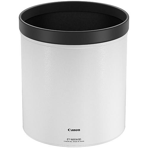 【送料無料】Canon 3331C001 レンズフード ET-160(W III)【在庫目安:お取り寄せ】| カメラ レンズフード フード 保護 レンズ 防止