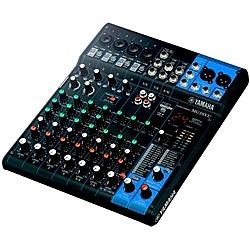 【送料無料】ヤマハ MG10XU 10チャンネルミキシングコンソール、SPXデジタルエフェクト24種搭載、USB I/ F機能付属【在庫目安:お取り寄せ】