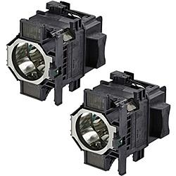 【送料無料】EPSON ELPLP82 ビジネスプロジェクター用 交換用ランプ(2個セット)【在庫目安:お取り寄せ】| 表示装置 プロジェクター用ランプ プロジェクタ用ランプ 交換用ランプ ランプ カートリッジ 交換 スペア プロジェクター プロジェクタ