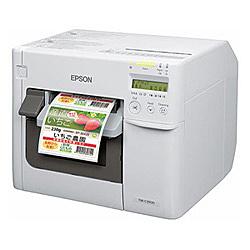 【送料無料】EPSON TM-C3500 カラーラベルプリンター【在庫目安:お取り寄せ】