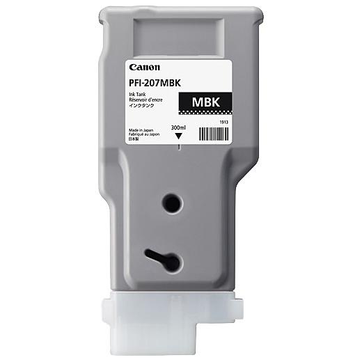 【送料無料】Canon 8788B001 インクタンク マットブラック PFI-207MBK【在庫目安:僅少】| インク インクカートリッジ インクタンク 純正 純正インク