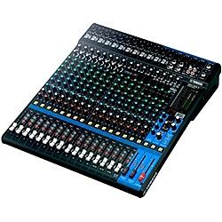 【送料無料】ヤマハ MG20XU 20チャンネルミキシングコンソール、SPXデジタルエフェクト24種搭載、USB I/ F機能付属【在庫目安:お取り寄せ】