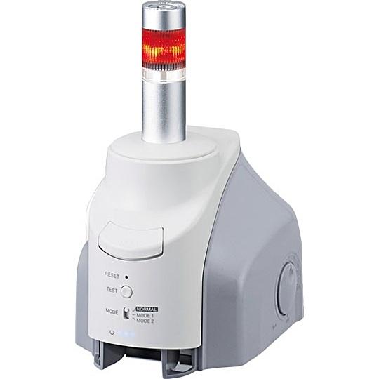 【送料無料】パトライト NHS-1FV1-R MP3再生ネットワーク監視表示灯 直径25mm/ 1段/ 赤【在庫目安:お取り寄せ】| パソコン周辺機器 積層信号灯 監視用表示灯 LED表示灯 ネットワーク 監視 NMS プログラム 自作 システム PC パソコン