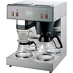 【送料無料】Kalita KW-17 業務用コーヒーマシン 1~15カップ用【在庫目安:お取り寄せ】