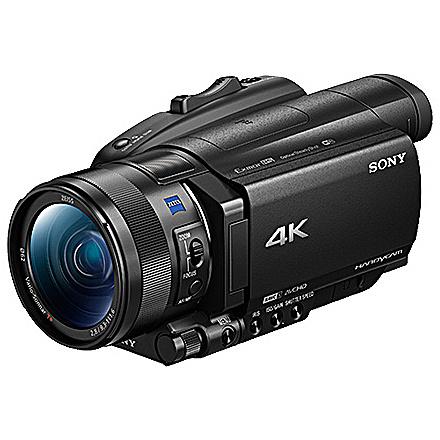 【送料無料】SONY FDR-AX700 デジタル4Kビデオカメラレコーダー Handycam AX700【在庫目安:僅少】