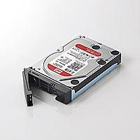 【送料無料】ELECOM NSB-SD2TU LinuxNAS/ NSB-7A/ 5Aシリーズ/ 1Uモデル用スペアドライブ/ 2TB【在庫目安:お取り寄せ】| パソコン周辺機器 ネットワークストレージ ネットワーク ストレージ HDD 増設 スペア 交換