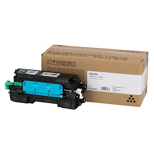 【送料無料】リコー 514202 RICOH トナー P 500L【在庫目安:お取り寄せ】| トナー カートリッジ トナーカットリッジ トナー交換 印刷 プリント プリンター