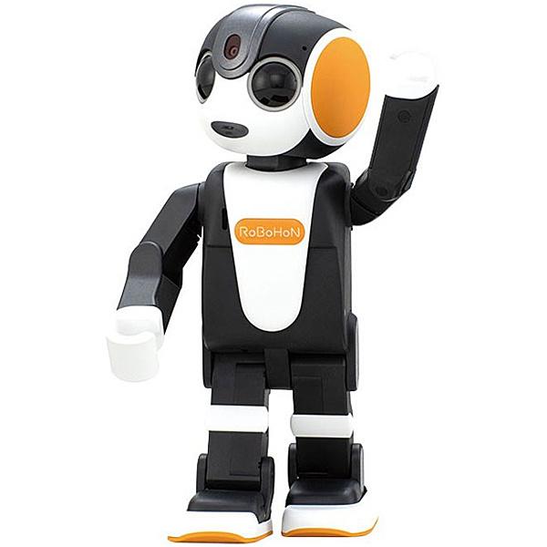 【送料無料】SHARP SR-04M-Y RoBoHoN ロボホン(Wi-Fi) ロボット型MVNO端末【在庫目安:お取り寄せ】